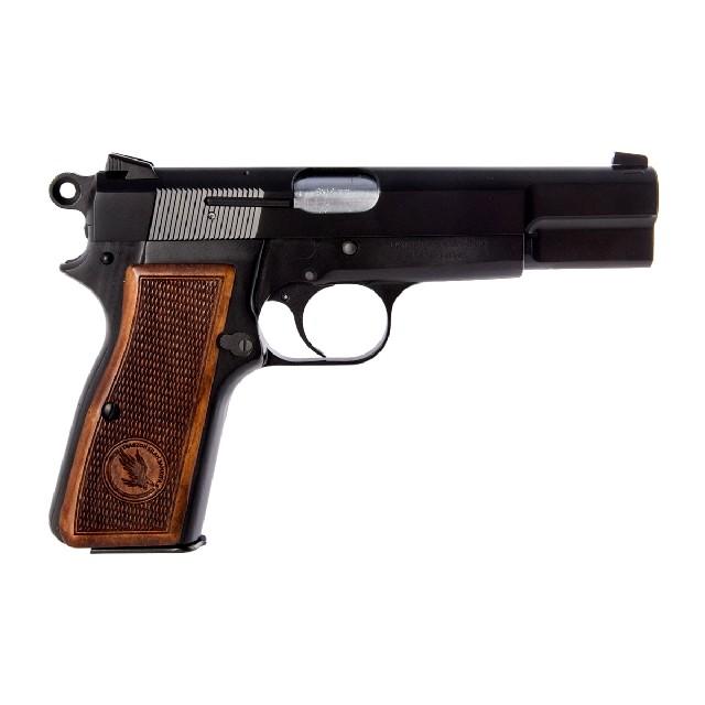 New Tisas Regent BR9 Browning Hi-Power Clone, 9mm, 13 Rounds, 2 Magazines, 4.6″ Barrel: $570