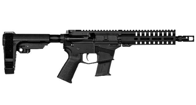 New CMMG Banshee 200, 5.7X28mm, 8″ Barrel, 20 Rounds, CMMG M-LOK RML7 Handguard, Magpul MOE Pistol Grip: $1279 Coming Soon