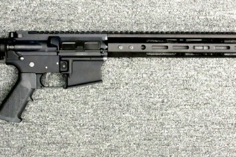 Preowned, Never Fired, AR-15, Anderson Lower, Bear Creek Arsenal Upper, .223 Wylde: Only $549!