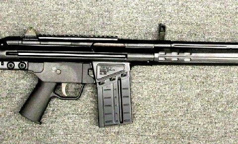 Preowned, Excellent Condition, Century Arms, C308, Semi-automatic, .308 Win. / 7.62X51, 18″ Barrel, Black Finish, Pistol Grip, 2-20 Round & 1-5 Round Magazines: Only $549!
